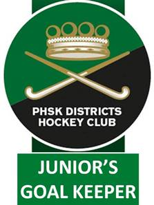 JUNIOR'S GOAL KEEPER MEMBERSHIP
