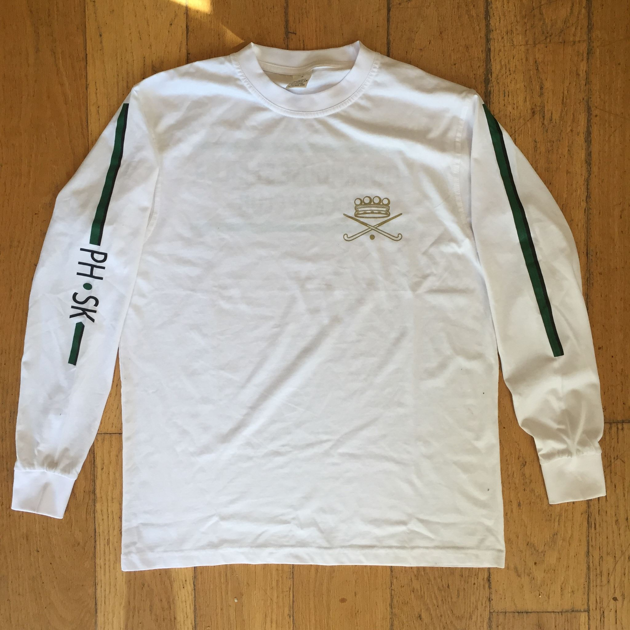 LONG SLEEVE WARMUP TOP