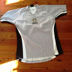 Men's Silver (Altenative) Playing Shirt