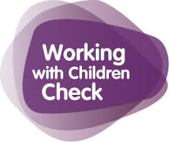 Working With Children Check (WWCC) Registration