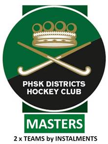 MASTERS 2018 MEMBERSHIP (2 teams by 3 x monthly instalments)