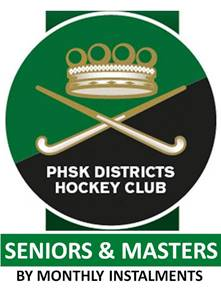 SENIORS AND MASTERS 2018 MEMBERSHIP (3 x monthly instalments)